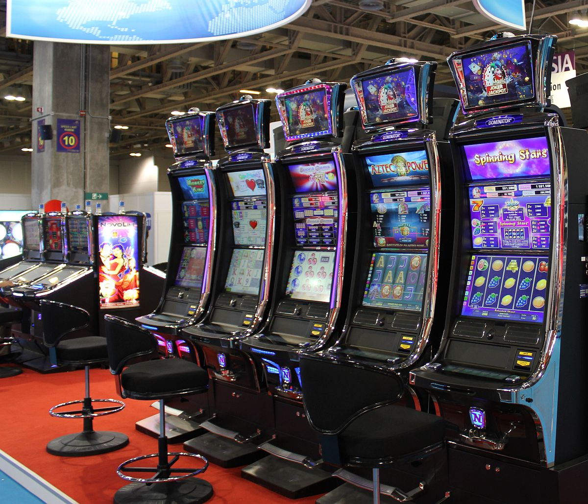 new novomatic casino